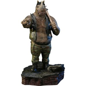 Teenage Mutant Ninja Turtles Out of the Shadows 1/4 Statue Rocksteady 55 cm