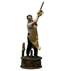 Die Texas Chainsaw Massacre Leather Premium Format Figur 73 cm