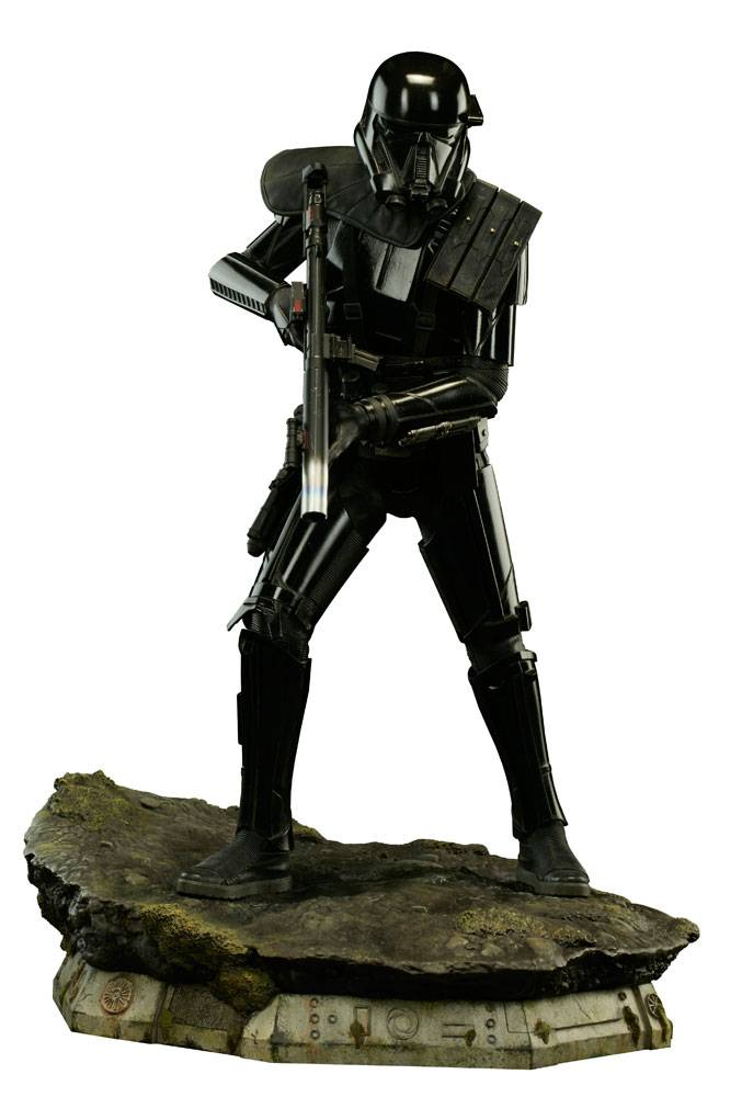star wars rogue one premium format figure death trooper specialist 53 cm the movie store. Black Bedroom Furniture Sets. Home Design Ideas
