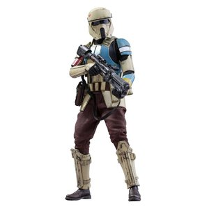 Star Wars Rogue One Movie Masterpiece Action Figur 1/6 Shoretrooper 30 cm