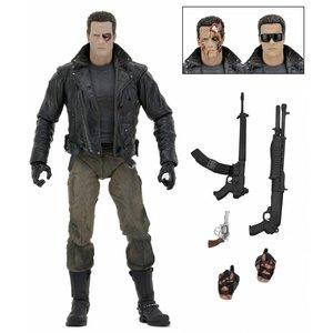 Terminator: Ultimate Police Station Assault T-800 7 inch AF