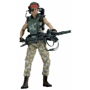 Aliens Action Figures 18 cm Series 9 - Vasquez