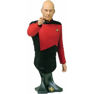 Star Trek Masterpiece Jean-Luc Picard Bust