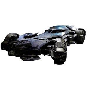 Batman vs. Superman Diecast Modell 1/18 New Batmobile Hot Wheels Elite Edition