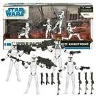 Star Wars AT-TE Assault Squad Action-Figuren Battle Pack