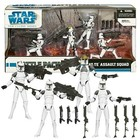 Star Wars AT-TE Assault Squad Action Figures Battle Pack