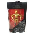 Star Wars Action Figure Black Series C-3PO 2016 Exclusive