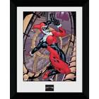 DC Comics Harley Quinn Framed Poster 45 x 34 cm