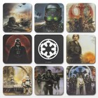 Star Wars Rogue One Coaster 3D-8-Packung