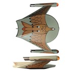 Star Trek TOS Modell Romulanischer Bird-of-Prey