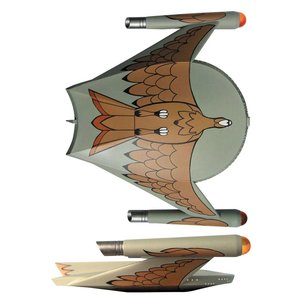 Star Trek TOS Model Romulan Bird-of-Prey 23 cm