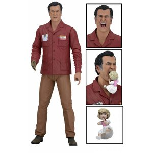 Ash vs. Evil Dead Figures 18 cm Series 1 - Ash (Value Stop)