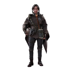 Star Wars Rogue One Movie Masterpiece Action Figure 1/6 Jyn ERSO Deluxe Version 27 cm