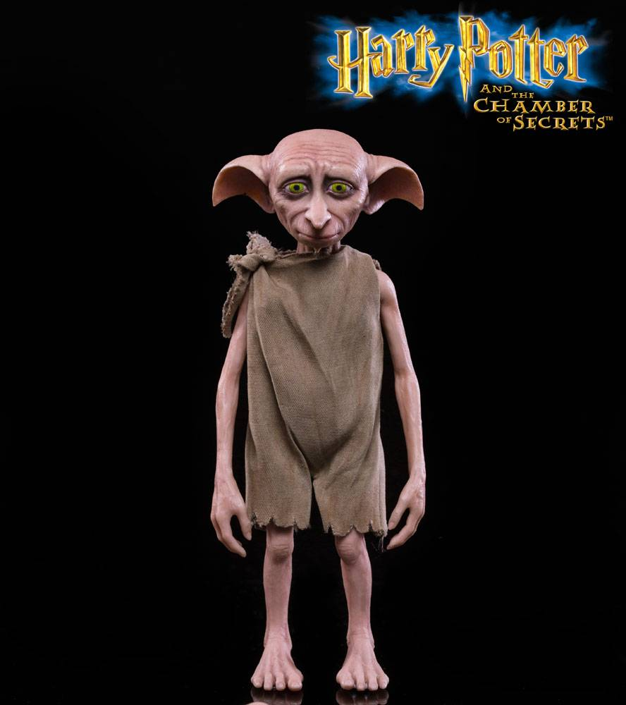 harry potter and the chamber of secrets my favourite movie action harry potter and the chamber of secrets my favourite movie action figure 1 6 dobby 15 cm