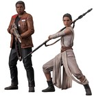 Star Wars Episode VII ARTFX+ Statue 2-Pack Rey & Finn