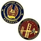 Star Trek 50th Anniversary Herausforderungs-Münze