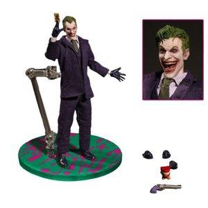DC Comics Action Figure 1/12 The Joker 17 cm