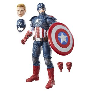 "Marvel Legends Series 12"" (30 cm) Captain America"