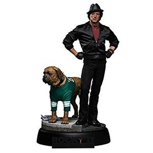 Rocky II Superb Scale Hybrid Statue 1/4 Sylvester Stallone