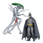 Batman / Aliens Action Figure 2-Pack Batman vs Alien