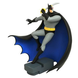 Batman The Animated Series DC Gallery PVC Statue Hardac Batman 28 cm