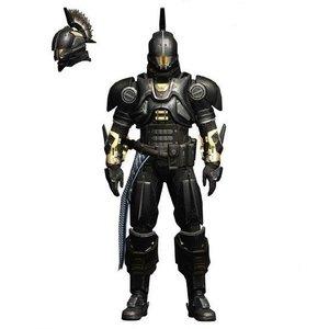 Destiny Color Tops Action Figure Titan (Amduat Ink Shader) 18 cm
