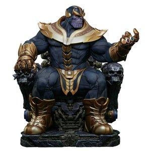 Marvel Comics Maquette Thanos on Throne 54 cm