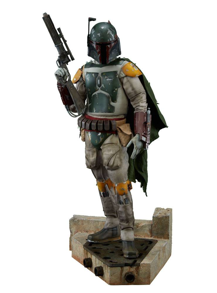 star wars episode vi premium format figure boba fett 53 cm the movie store. Black Bedroom Furniture Sets. Home Design Ideas