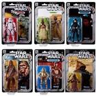 Star Wars Black Series 40th Anniversary Wave 2 Assortment (6)