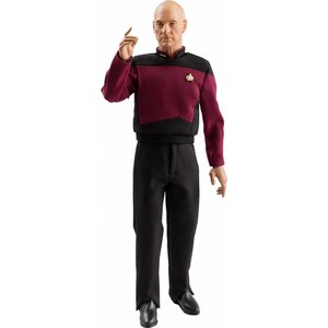 Star Trek TNG Action Figure 1/6 Captain Jean-Luc Picard