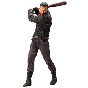The Walking Dead TV Version Deluxe Action Figure Negan 25 cm