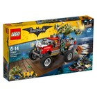 LEGO Batman Movie Killer Croc Monstertruck