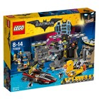 LEGO Batman Movie Batcave Inbraak
