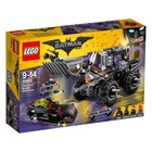 LEGO Batman Movie Two-Face Dubbele Verwoesting
