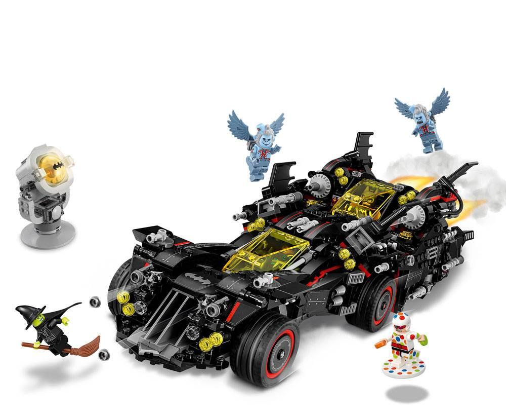 the lego batman movie the ultimate batmobile the. Black Bedroom Furniture Sets. Home Design Ideas