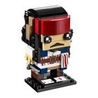 LEGO BrickHeadz Pirates of the Caribbean 5 Captain Jack Sparrow