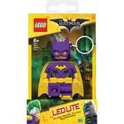 Lego Batman Film Mini-Taschenlampe Schlüsselanhänger mit Batgirl