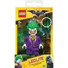 Lego Batman Film Mini-Taschenlampe Schlüsselanhänger mit Joker