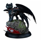 How to Train Your Dragon 2 Statue Toothless