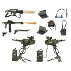 Alien USCM Waffen Arsenal Accessory Pack für Actionfiguren