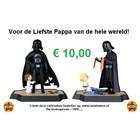 Cadeaubon Vaderdag € 10,00
