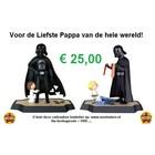 Cadeaubon Vaderdag € 25,00