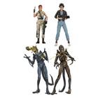 Aliens Action-Figuren 17-23 cm Serie 12 Sortiment (4)