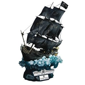 Pirates of the Caribbean Dead Men Tell No Tales Master Craft Statue 1/144 Black Pearl 36 cm