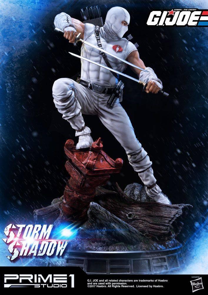 g i joe statue storm shadow 63 cm the movie store
