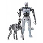 RoboCop vs The Terminator AF 2-Pack EndoCop & Terminator Dog
