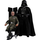 Star Wars Episode IV MMS AF 2-Pack 1/6 Darth Vader & Tarkin