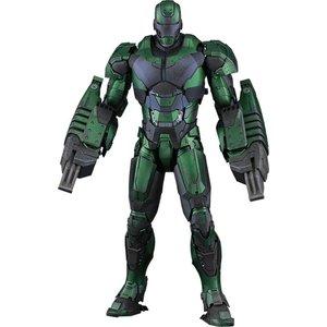 Iron Man 3 Movie-Masterpiece Actionfigur Iron Man Mark XXVI sechsten Gamma Hot Toys Exclusive 34 cm
