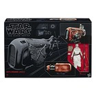 Star Wars Black Series 6-inch Vehicle 2017 Rey's Speeder (Jakku)
