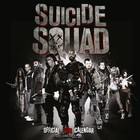 Suicide Squad Kalender 2018 English Version